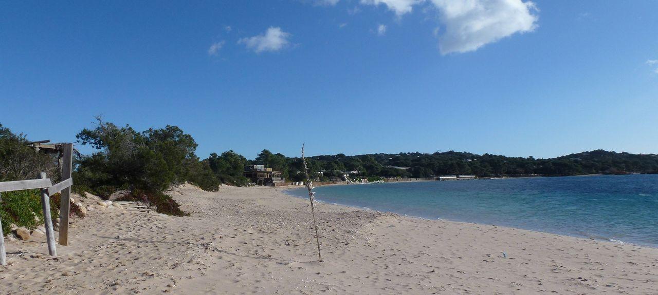 Cala Rossa, Lecci, Corsica, France