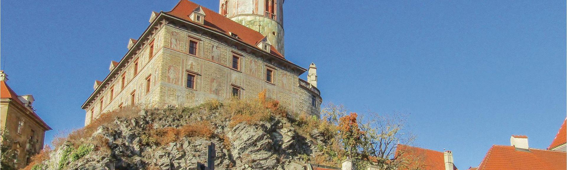 Black Tower, Ceske Budejovice, South Bohemia (region), Czech Republic