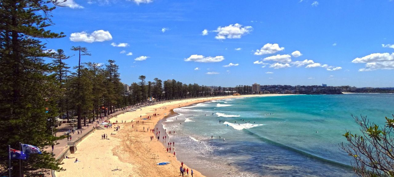 Wanda Beach, Cronulla, New South Wales, Australia