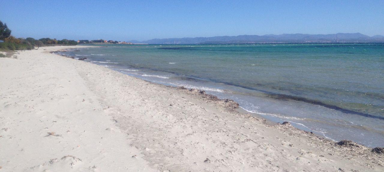 Cala Domestica Beach, Buggerru, Italy