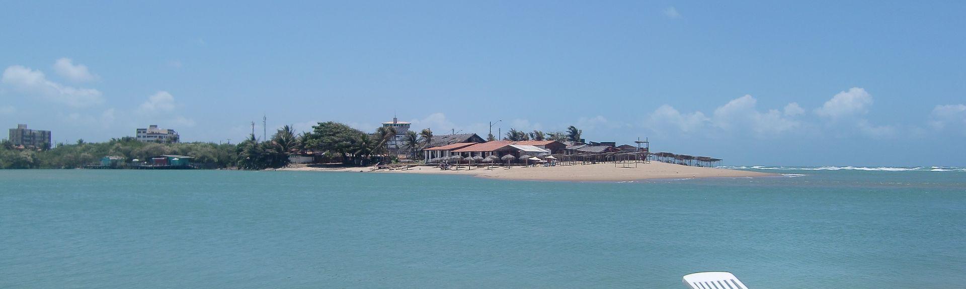 Praia de Iracema, Fortaleza, State of Ceará, BR