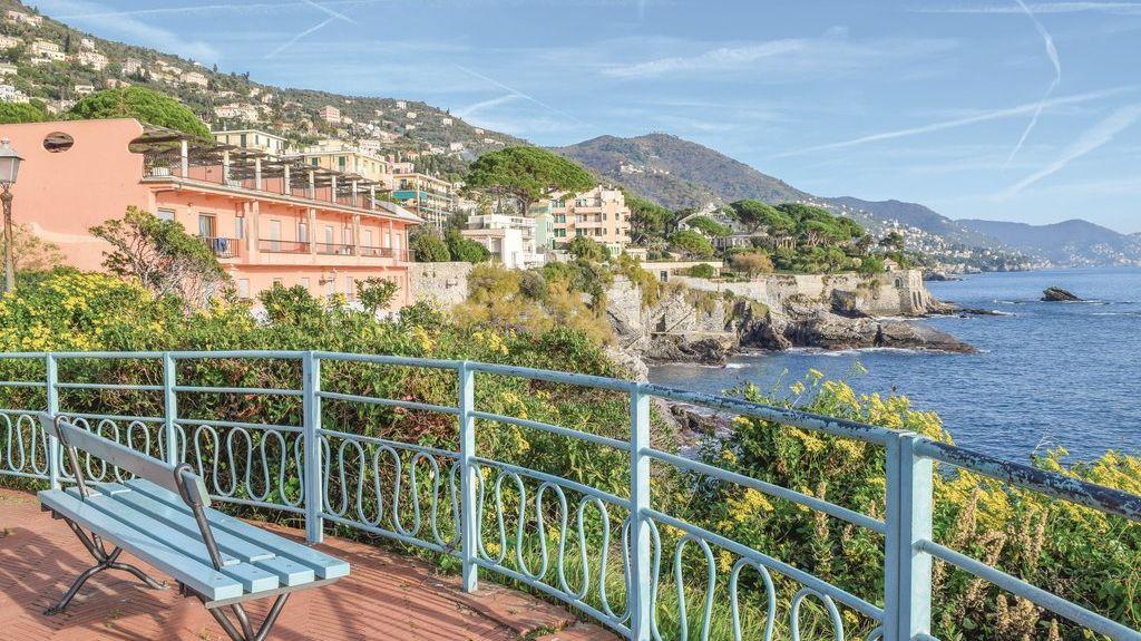 Molo, Genova, Liguria, Italia
