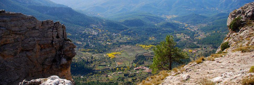 Segura de la Sierra, Andalucía, España