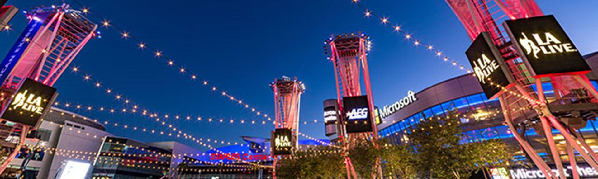 Fashion District, Los Angeles, Californië, Verenigde Staten