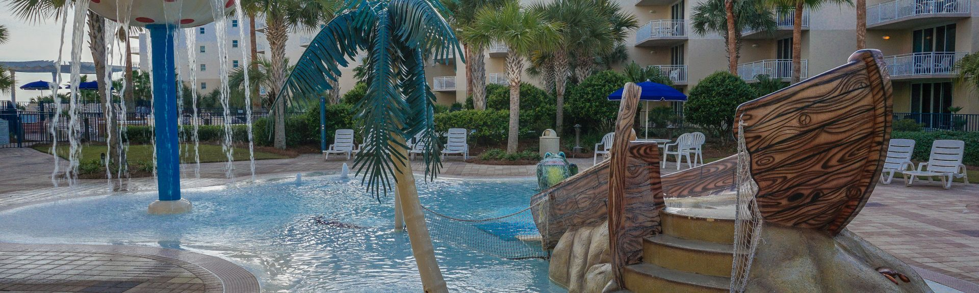 Waterscape Resort, Fort Walton Beach, FL, USA