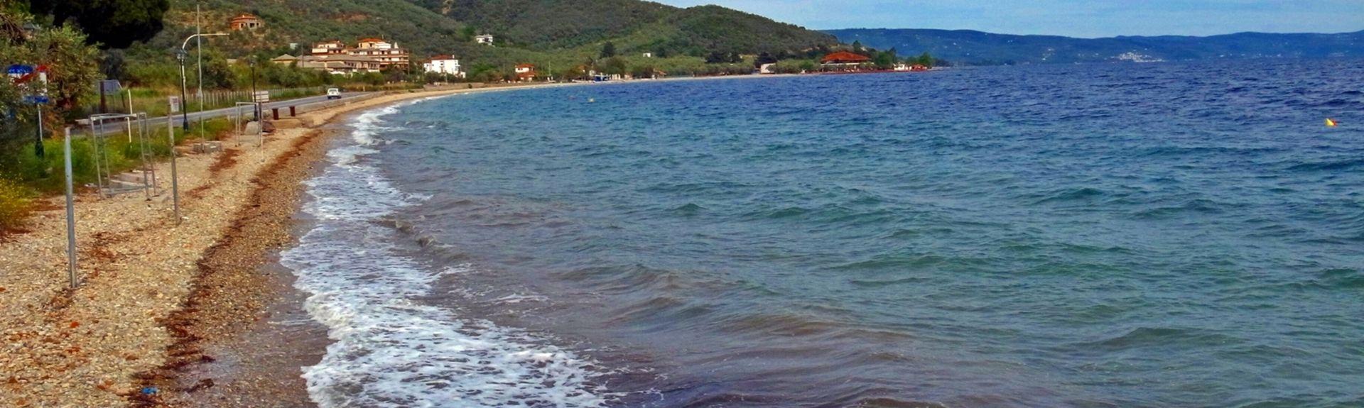 Παραλία Νταμουχάρης, Μούρεσι, Θεσσαλία Στερεά Ελλάδα, Ελλάδα