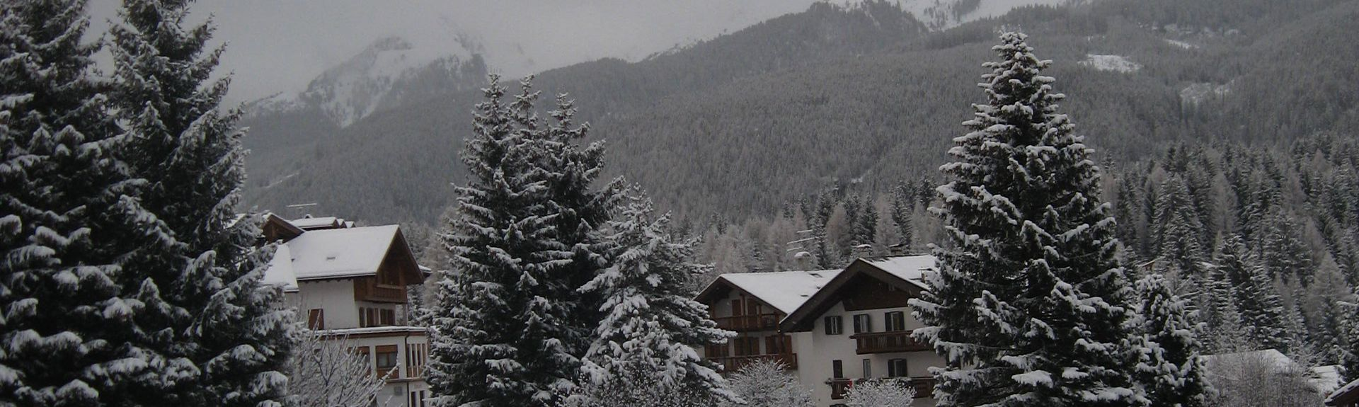 Obereggen, Nova Ponente, Trentino-Zuid-Tirol, Italië