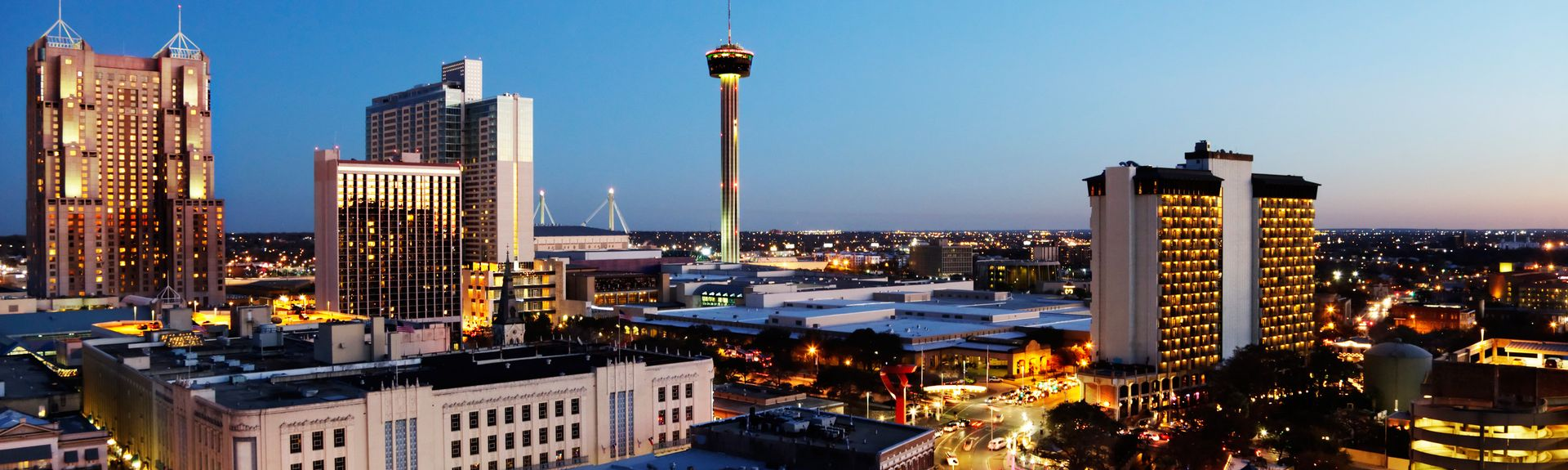 Downtown San Antonio, San Antonio, Texas, United States of America
