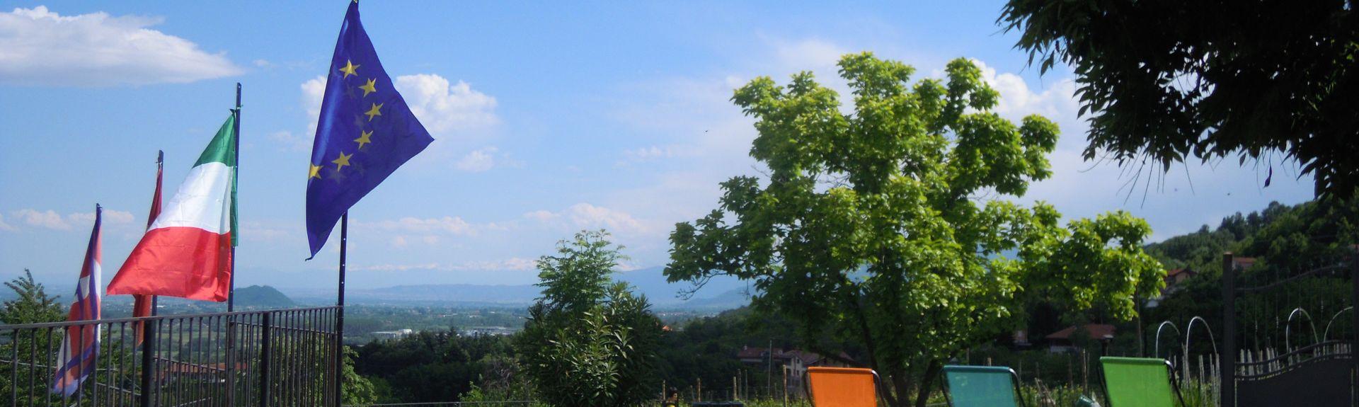 Piscina, Piedmont, Italia