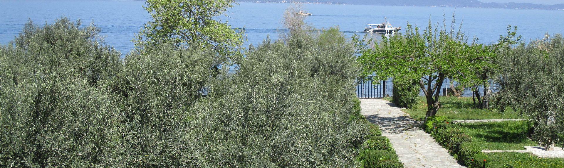 Καμένα Βούρλα, Θεσσαλία Στερεά Ελλάδα, Ελλάδα