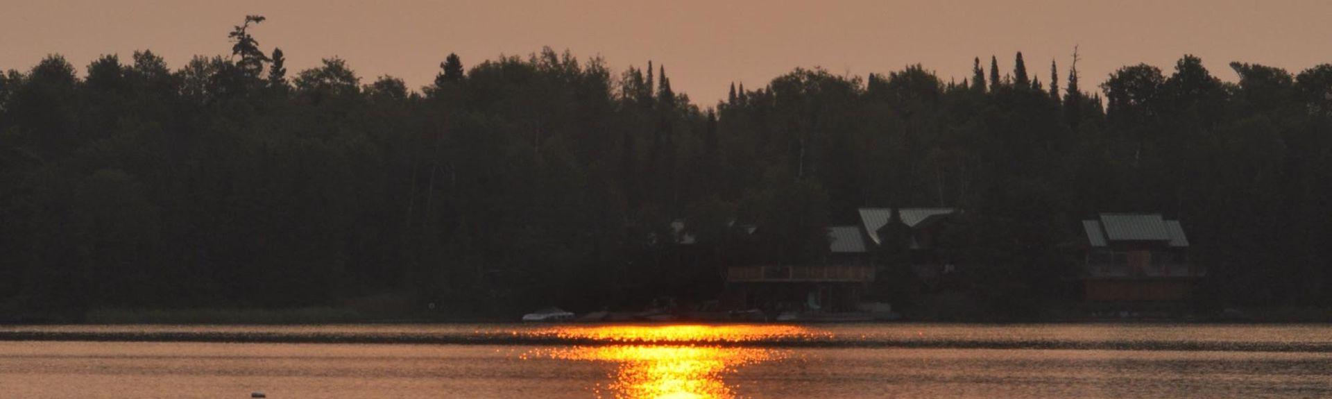 Husky The Muskie, Kenora, Ontario, Canada