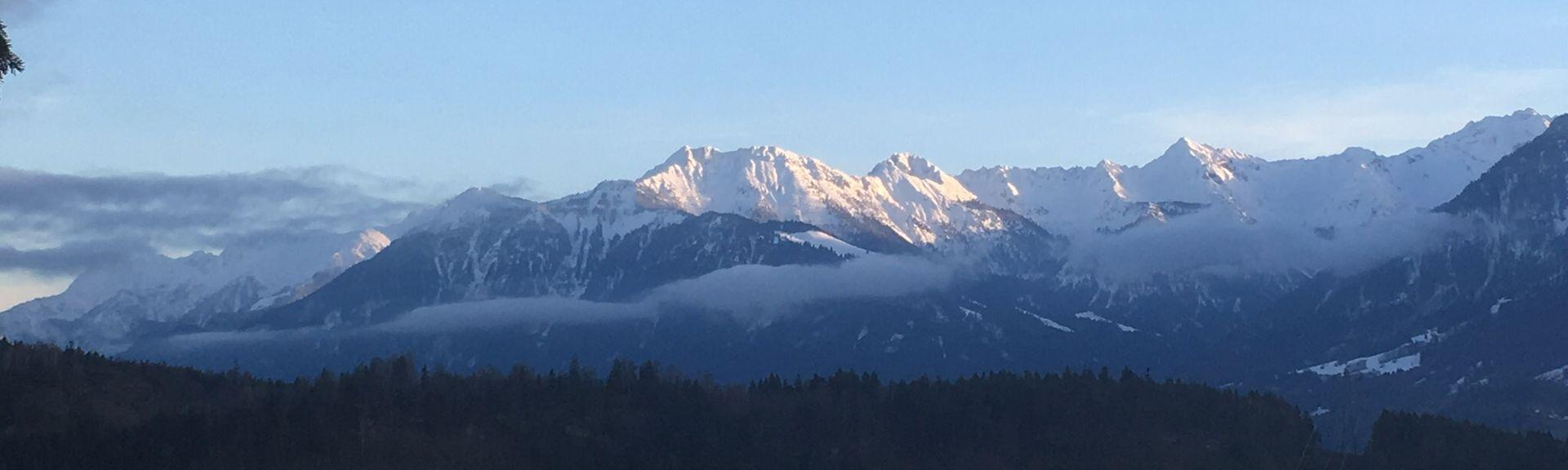 Meiningen, Vorarlberg, Oostenrijk