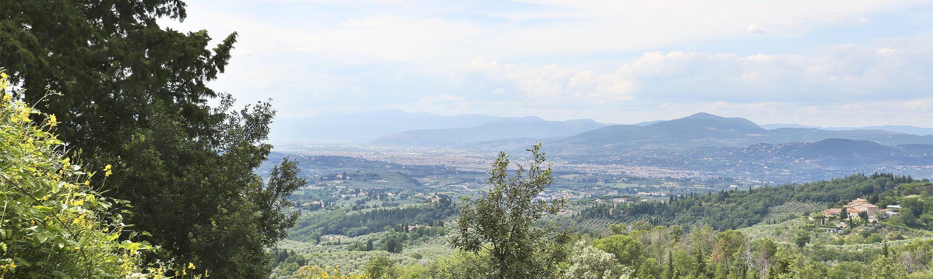 Fiesole, Toscana, Italia