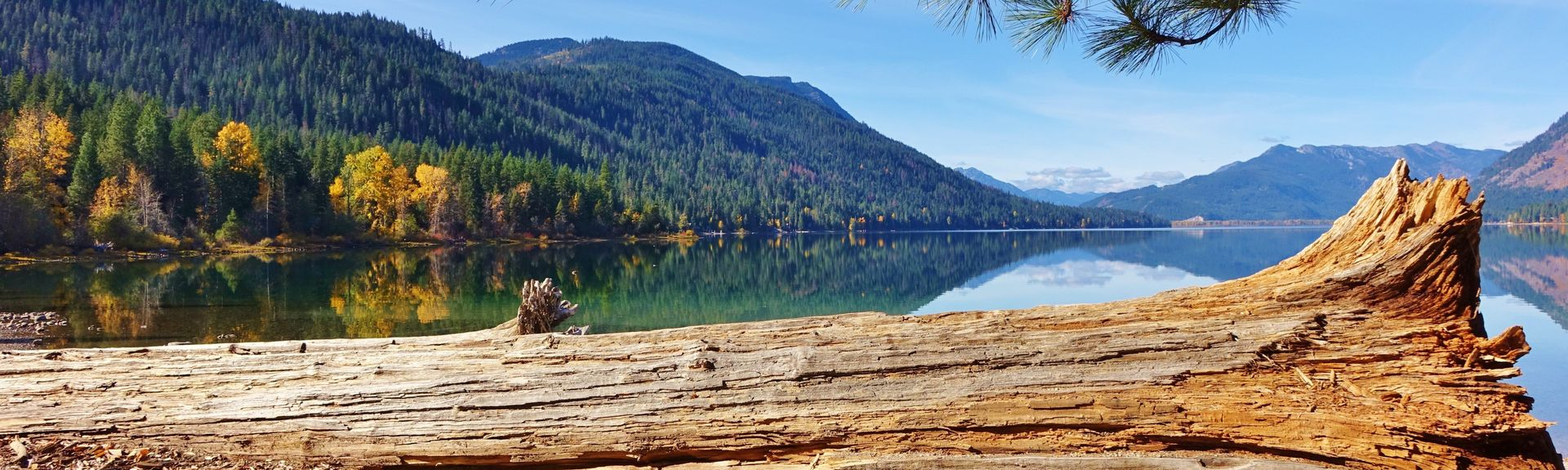 Lake Wenatchee, Leavenworth, WA, USA