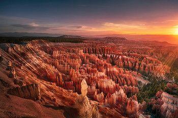 Bryce Canyon, UT, USA