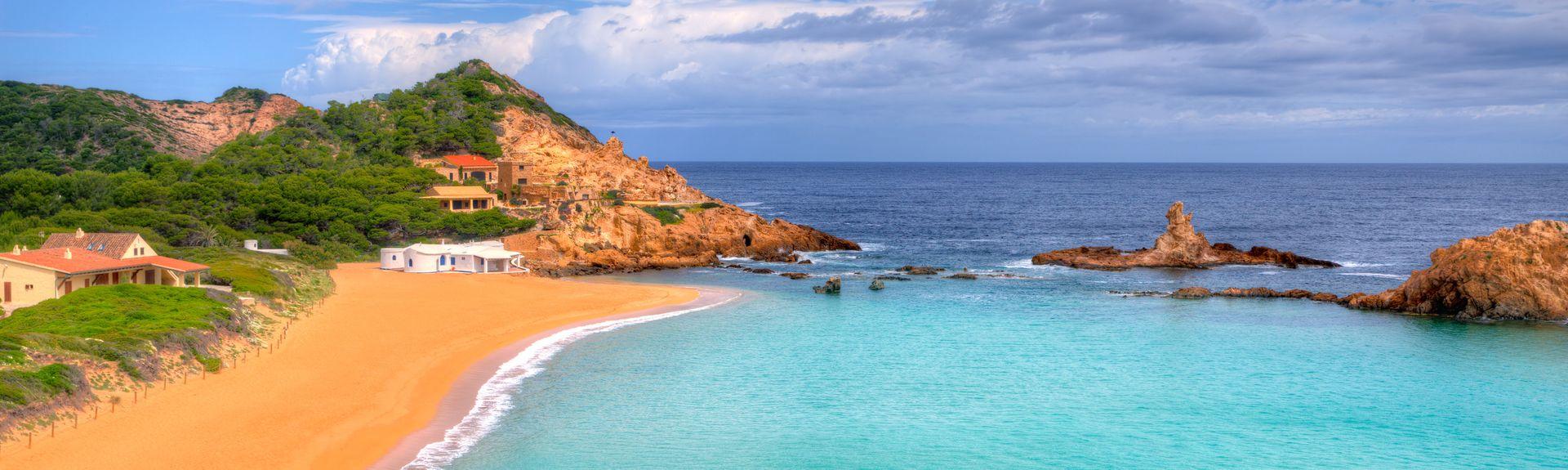 Los Delfines, Ciudadela de Menorca, Islas Baleares, España