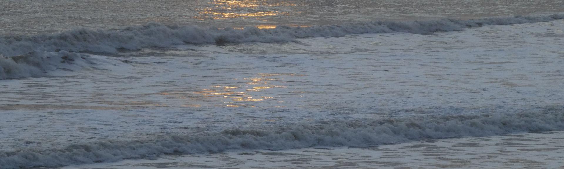 Caswell Bay Beach, Swansea, Wales, United Kingdom