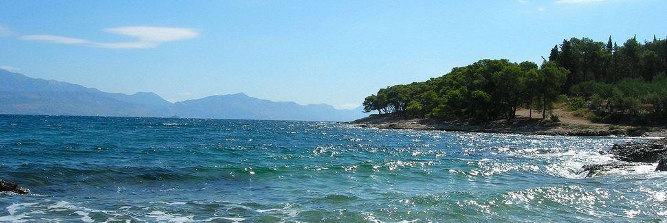 Rogac, Split-Dalmatia, Kroatia
