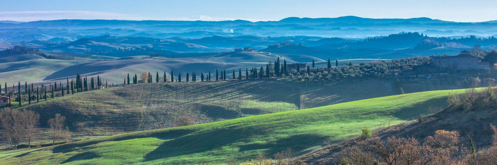 Area Produttiva Isola, Siena, Tuscany, Italy
