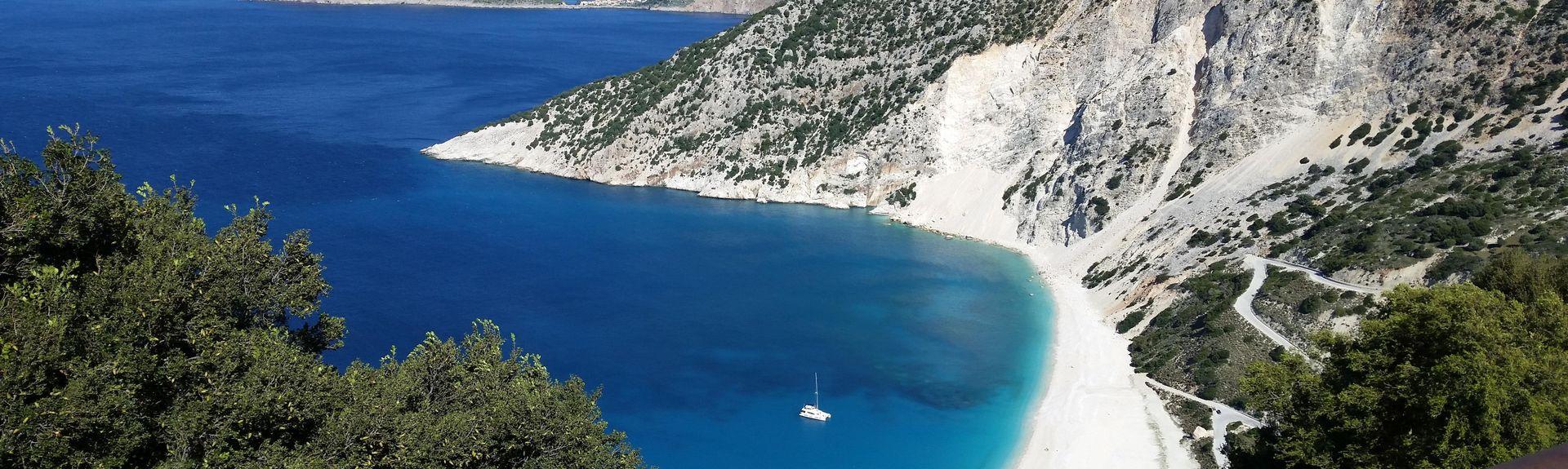 Fternon, Peloponnesos, Kreikka