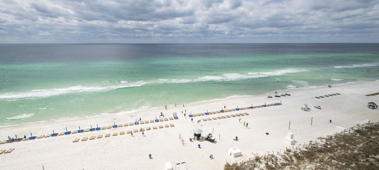 Emerald Beach, Open Sands, Panama City Beach, FL, USA