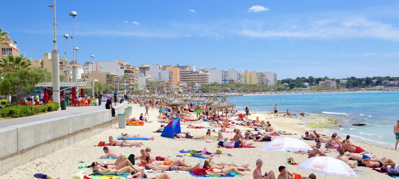 Port de Pollença, Balearic Islands, Spain