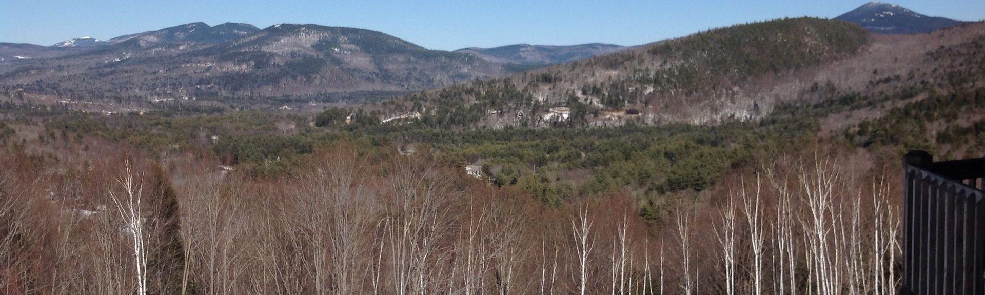 Mountainside at Attitash, Bartlett, NH, USA