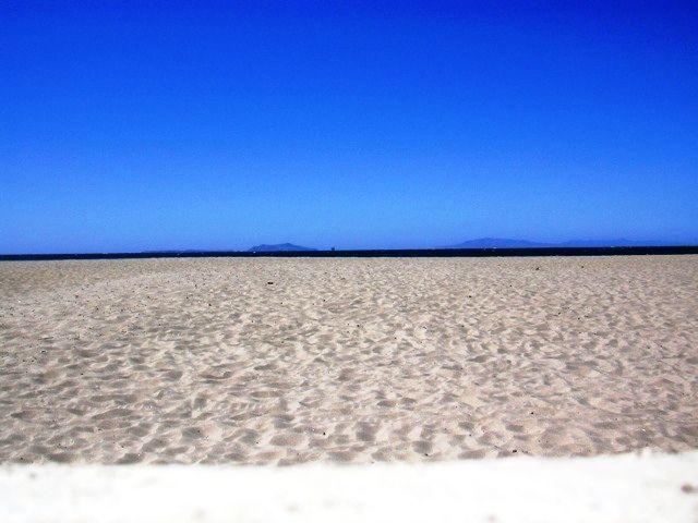 Hollywood Beach, Oxnard, Californie, États-Unis d'Amérique