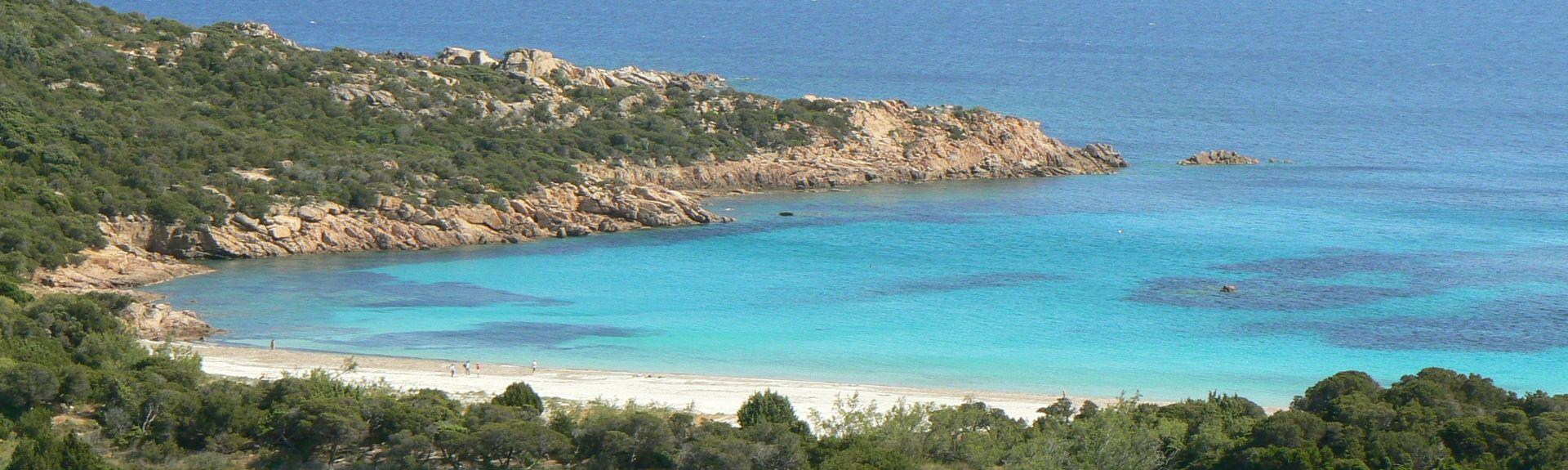 Belvédère-Campomoro, Corse-du-Sud, France