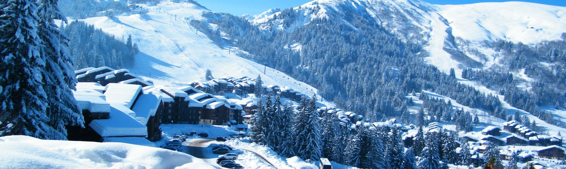 Frontenex Station, Frontenex, Savoie (department), France