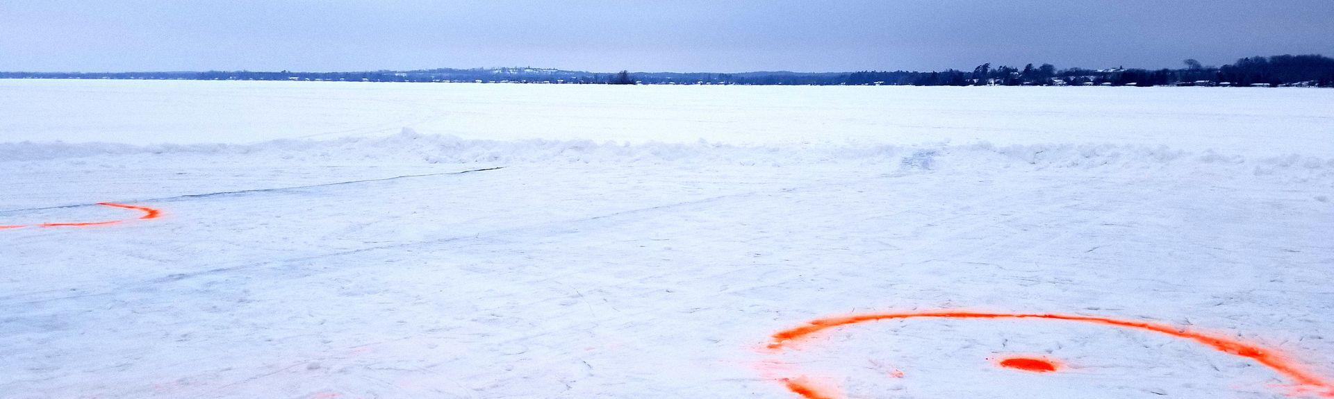 Sandy Lake, Trent Lakes, Ontario, Canada