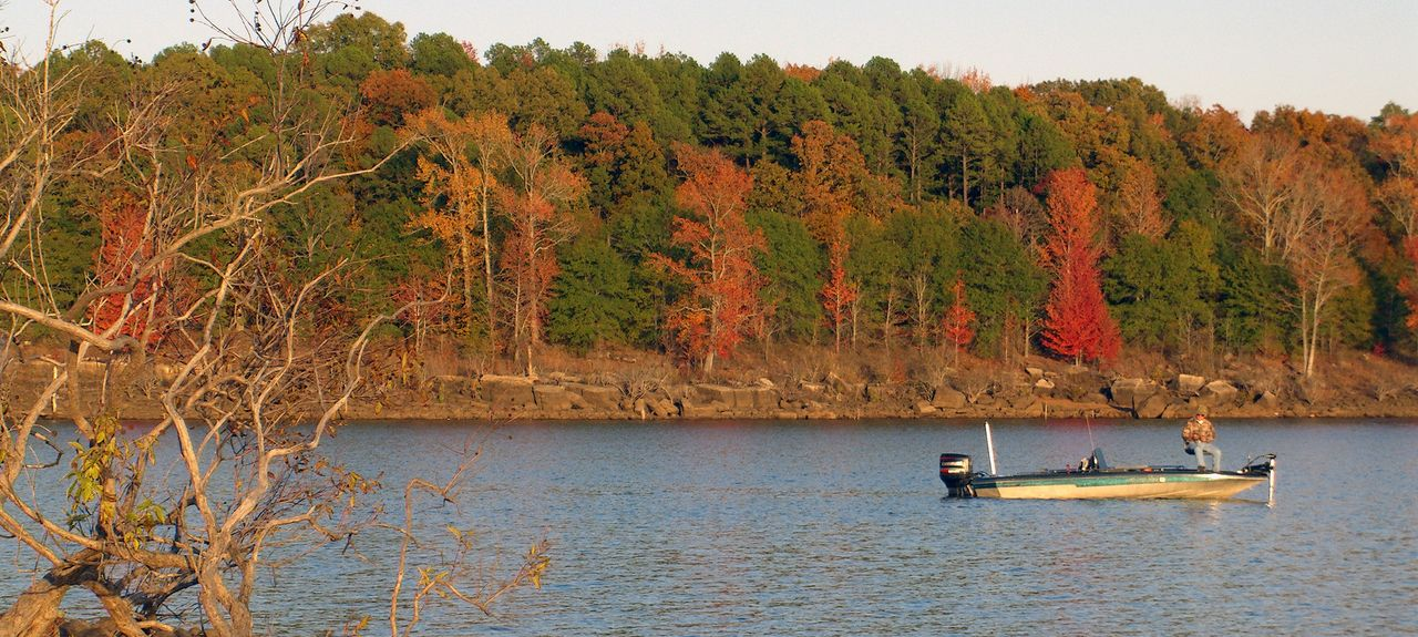 Greers Ferry Lake, Arkansas, USA