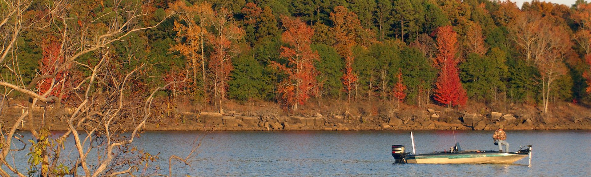 Greers Ferry Lake, Arkansas, USA