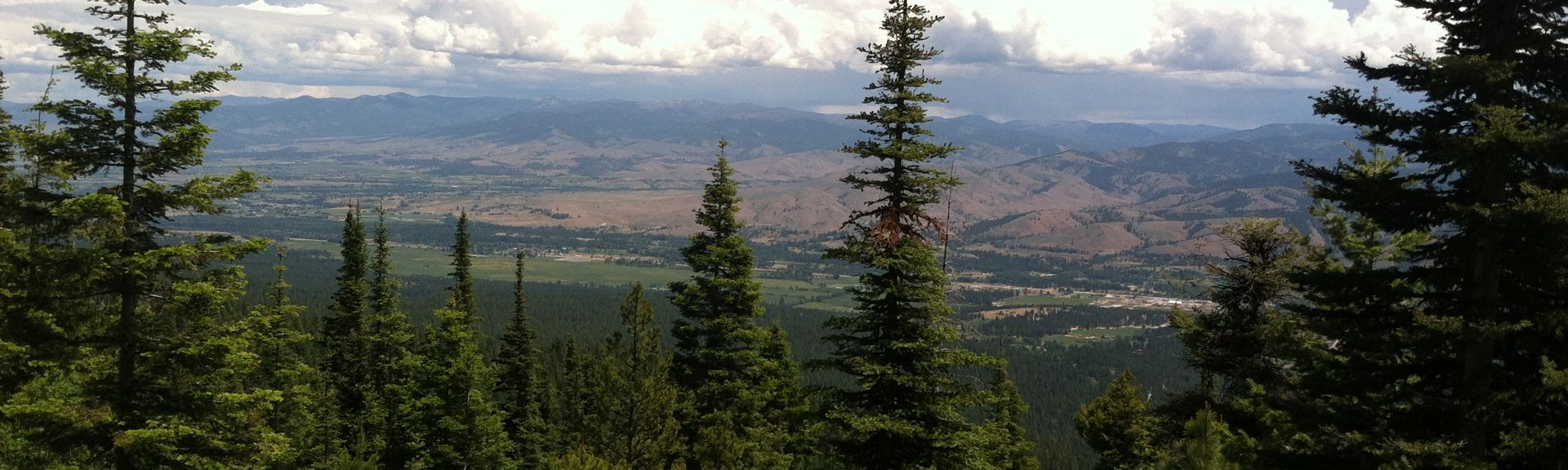 Travelers' Rest State Park, Lolo, MT, USA