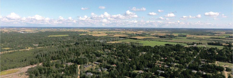 Houstrup, Nørre Nebel Sogn, Syddanmark, Dänemark