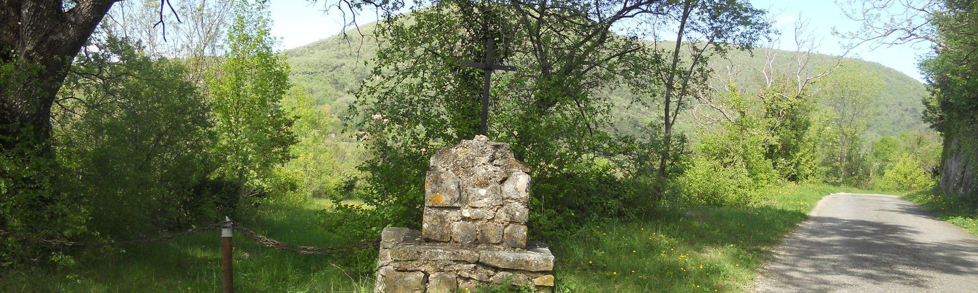 La Bégude-de-Mazenc, Auvergne-Rhône-Alpes, France