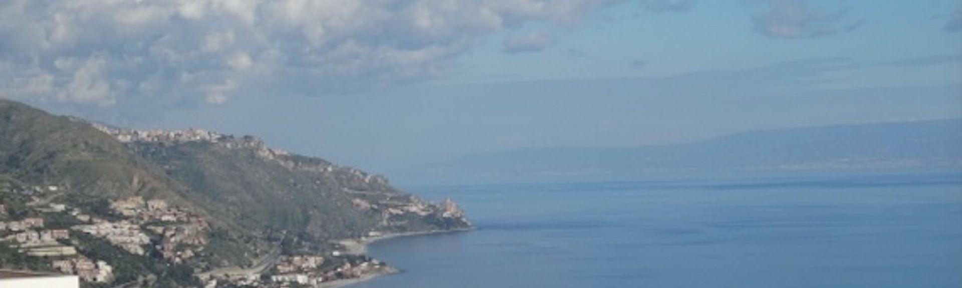 Isola Bella (eiland), Taormina, Sicilië, Italië