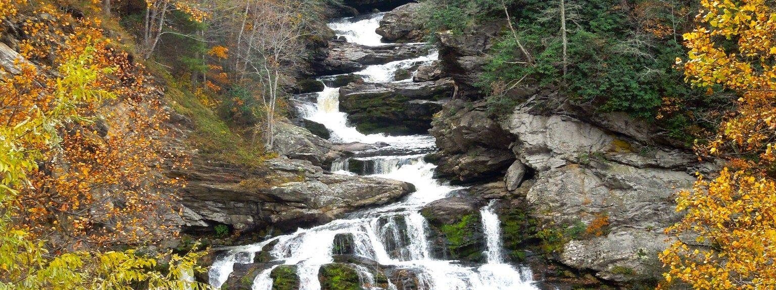 Devils Fork State Park, Salem, South Carolina, USA