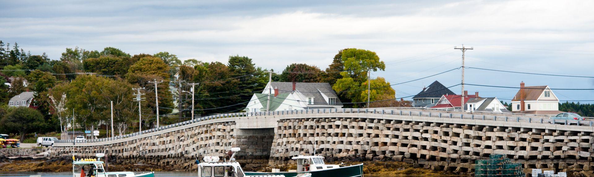 Orr's Island, Harpswell, Maine, United States