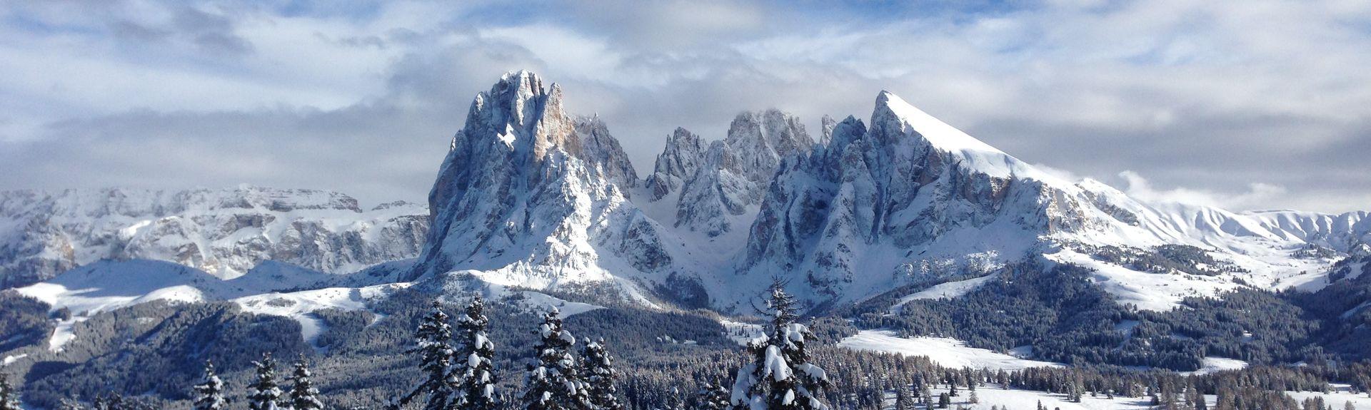 La Valle, Trentino-Zuid-Tirol, Italië