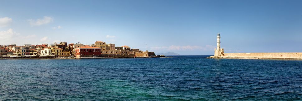 Maleme, Isla de Creta, Grecia
