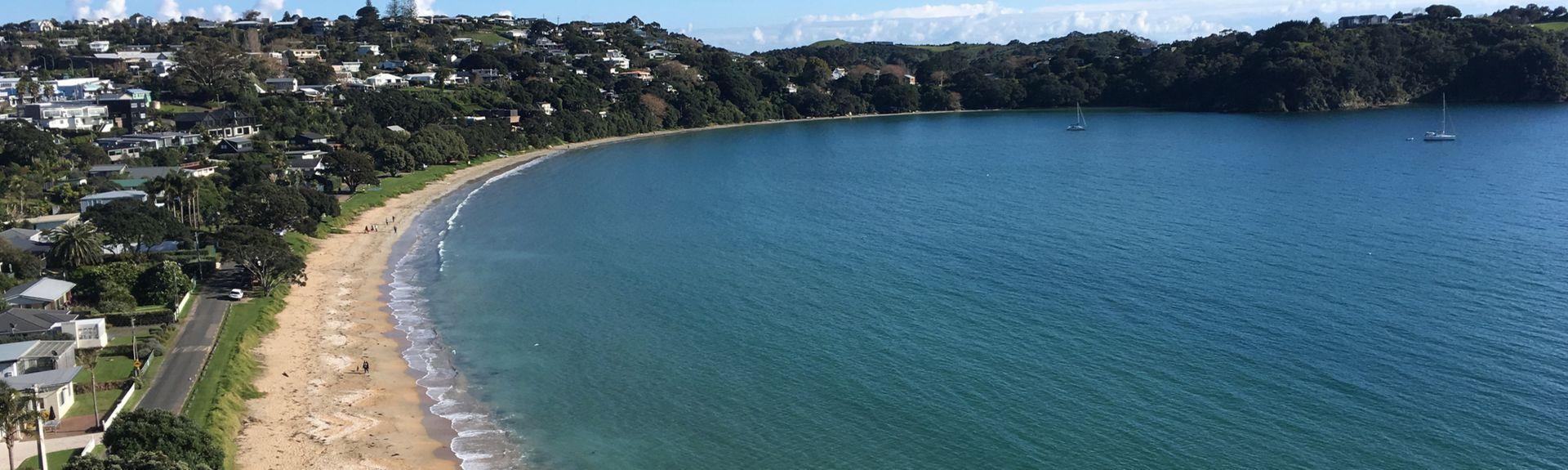 Palm Beach, Waiheke Island, Auckland, New Zealand