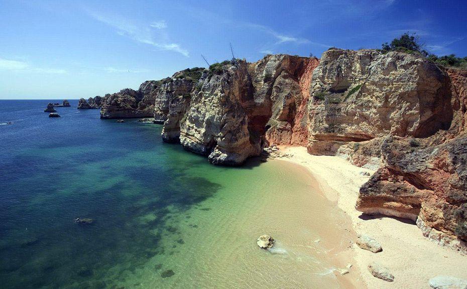 Atalaia, Lagos, Faro, Portugal