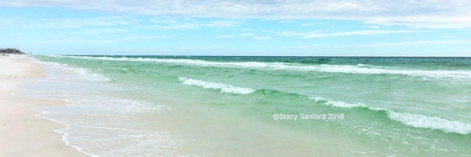 Gulfview Heights, Santa Rosa Beach, Floride, États-Unis d'Amérique