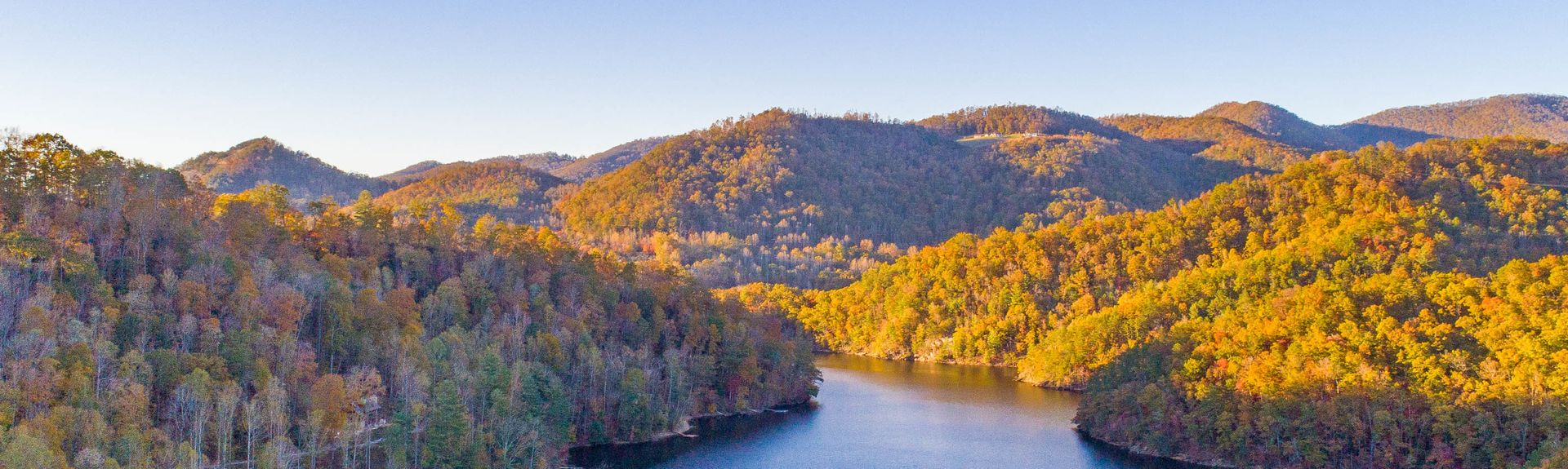 Osceola Lake, Hendersonville, North Carolina, United States of America