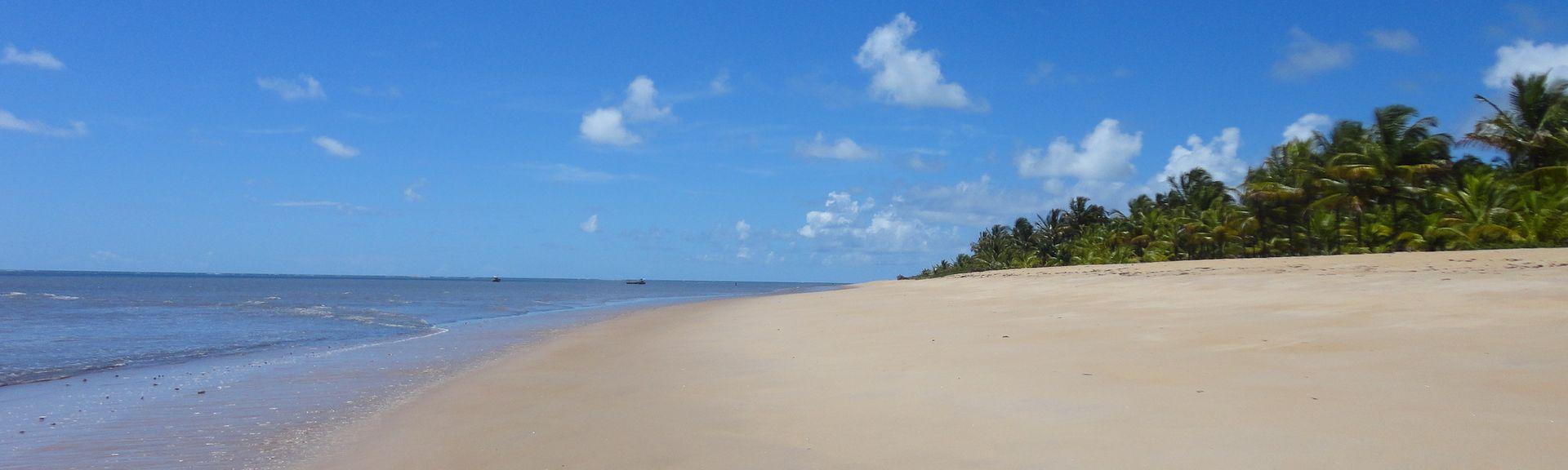 Santo André, Santa Cruz Cabrália, Bahia, Brazil