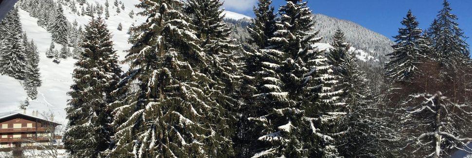 Champoussin, Val d'Illiez, Valais, Sveitsi