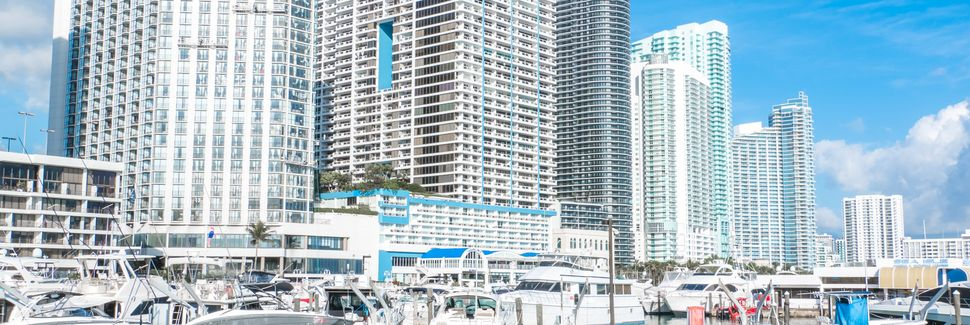 Bayfront Park, Miami, Florida, Verenigde Staten