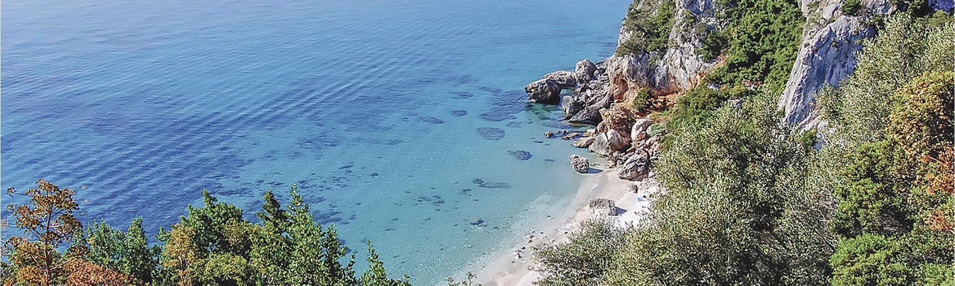 Nuoro, Sardinië, Italië