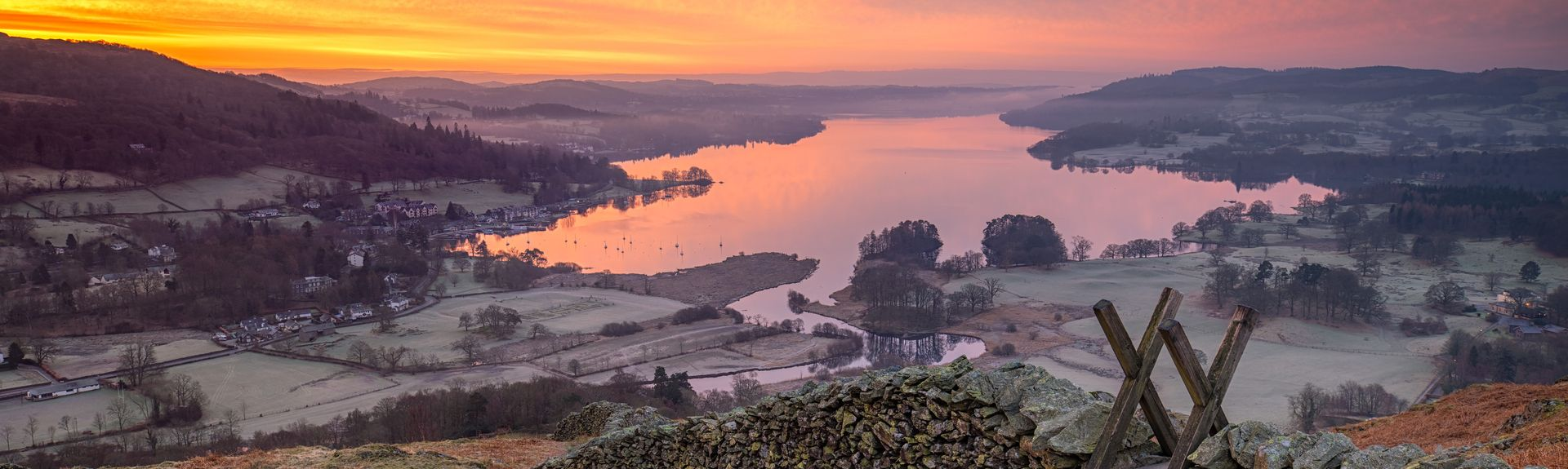 South Lakeland District, England, United Kingdom